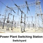 Power Plant Switching Station (Switchyard)
