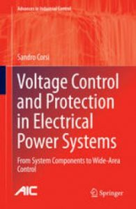 Siemens electrical engineering voltage control and protection in electrical power systems from system components to wide area control by sandro corsi auth fandeluxe Gallery