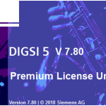 DIGSI 5 Version 7.80 with Premium License Unlimited