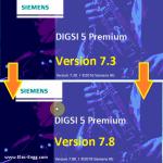 Upgrade DIGSI 5 V7.X to DIGSI 5 V7.8