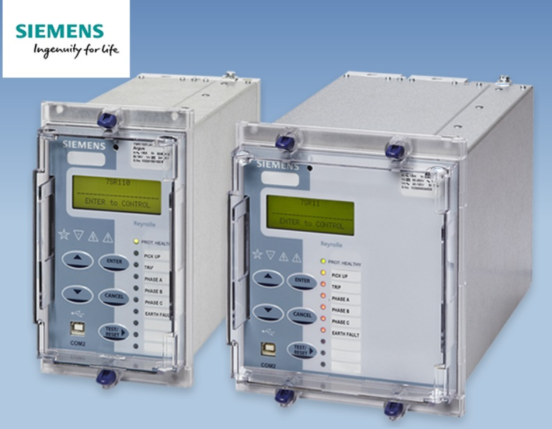 Siemens 7sr Platform Protection Device Electrical