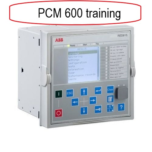 ABB PCM 600 training